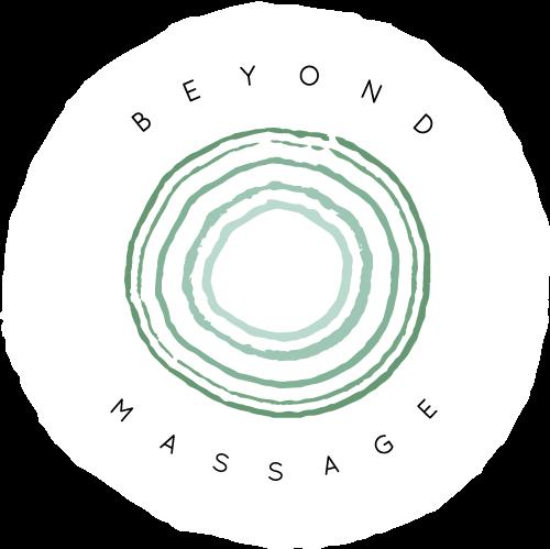 beyond massage logo
